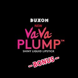 BUXOM Bonus Badge