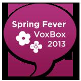 Spring Fever VoxBox