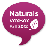 Naturals VoxBox'12