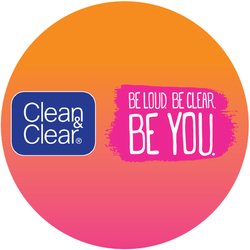 Clean & Clear Brightening Badge