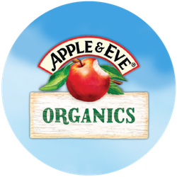 Apple & Eve Organics Badge