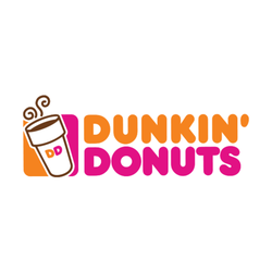Dunkin' Donuts Run Badge