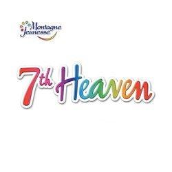 7th Heaven (Poppy) Badge