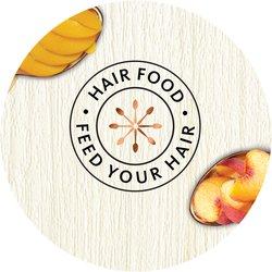 Hair Food Badge