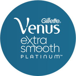 Gillette Venus® Platinum Badge