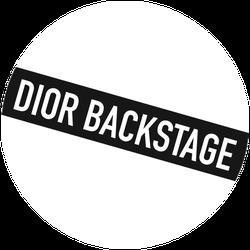 Dior Backstage Foundation Badge