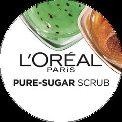 L'Oréal Pure Sugars Purify & Unclog Badge