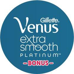 Gillette Venus® Platinum Bonus Badge