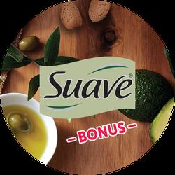 Suave Naturals Bonus Badge
