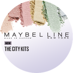 Maybelline The City Kits Badge