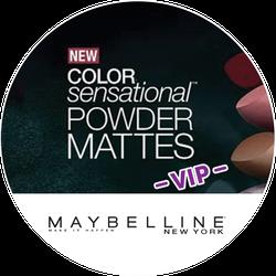 Maybelline Powder Matte VIP Badge