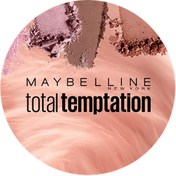 Maybelline total temptation Badge