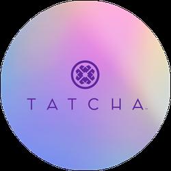 Tatcha Silk Peony Badge