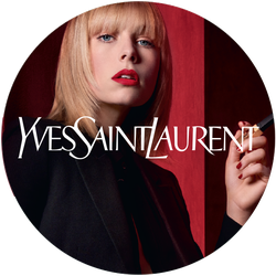 YSL Rouge Pur Couture The Slim Badge