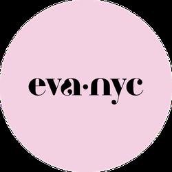 Eva NYC Badge (I Glitterally Can't)