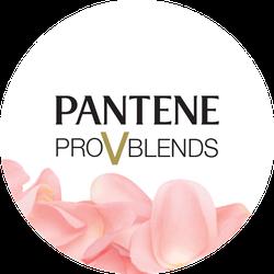 Pantene Pro-V Rose Water Badge
