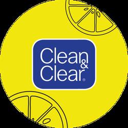 Clean & Clear Lemon Badge
