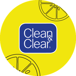 Clean & Clear Lemon Badge