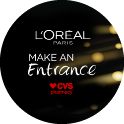 L'Oréal Paris at CVS VirtualVox Badge