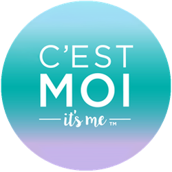 C'est Moi Badge
