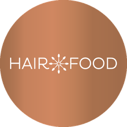 Hair Food Badge