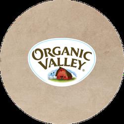 Organic Valley Sweepstakes Badge
