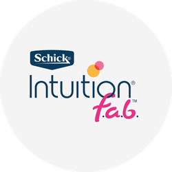 Schick Intuition f.a.b. Badge