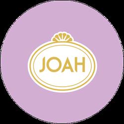 Joah Beauty VoxBox Badge