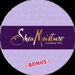 SheaMoisture BONUS Badge
