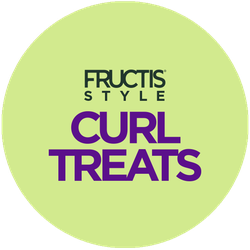 Garnier Fructis Curl Treats Badge