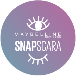 Maybelline Snapscara VirtualVox Badge