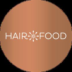 Hair Food Coconut Milk Badge
