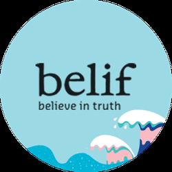 belif Aqua Bomb Jelly Cleanser Badge