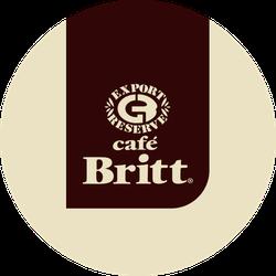 Café Britt Costa Rican Habitat Cariblanco Badge