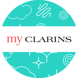 My Clarins Healthy Glow! Badge