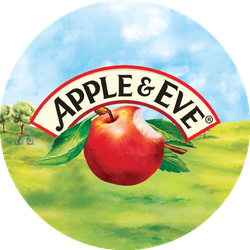 Apple & Eve Family Badge