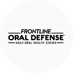 FRONTLINE Oral Defense @ Walmart Brand Badge