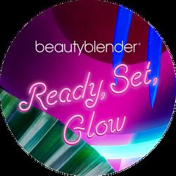 beautyblender RE-DEW™ Set & Refresh Spray Badge