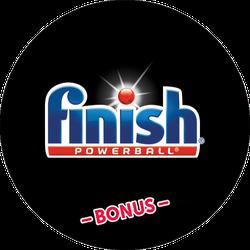 #FinishReluciente Bonus Badge