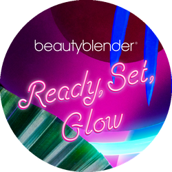 beautyblender® RE-DEW™ Set & Refresh Spray Badge