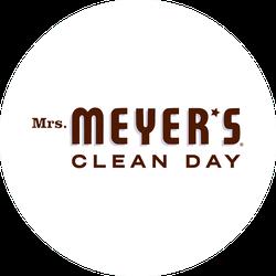 Mrs. Meyer's Body Wash Badge
