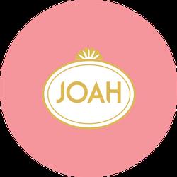 Joah Beauty Badge