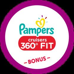 Pampers BONUS Badge