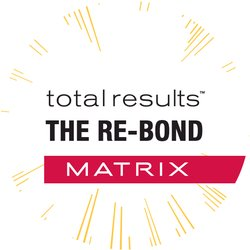 Matrix Total Results Re-Bond Badge