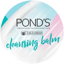 POND'S Cleansing Balm Badge