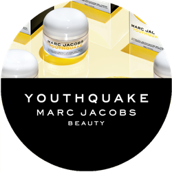 Marc Jacobs Beauty Youthquake Badge