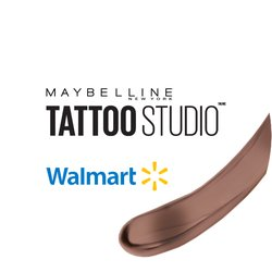 Maybelline TattooStudio at Walmart VirtualVox Badge