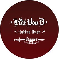 Kat Von D Tattoo Liner Badge