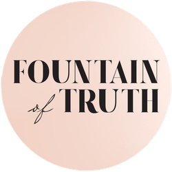 Fountain Of Truth Badge