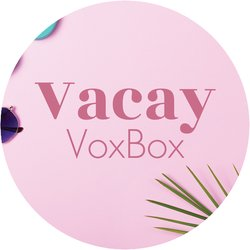Vacay VoxBox Badge